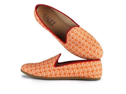 slippers maison galet
