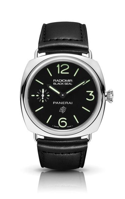 panerai radiomir black seal Top 10 des montres mythiques pour homme