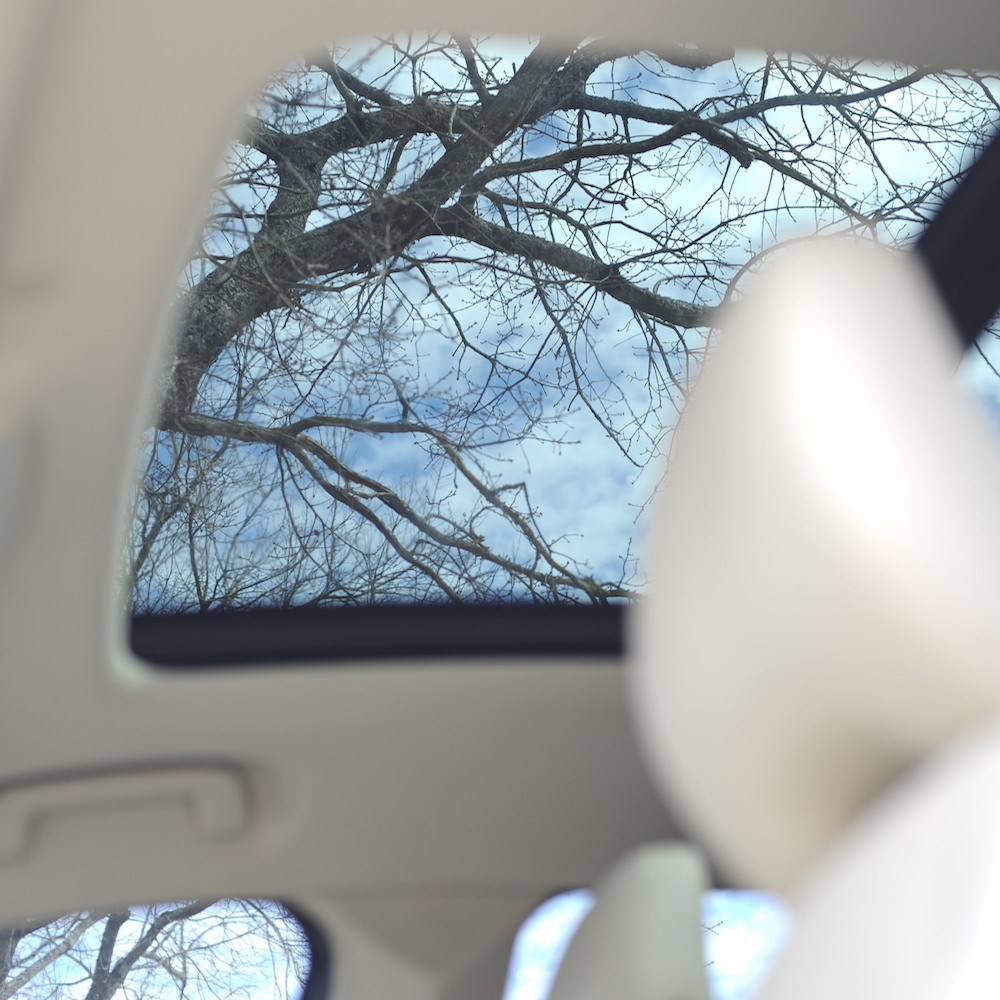 Volvo XC 90 toit ouvrant test avis ciel siege interieur photo blog mode homme avis test
