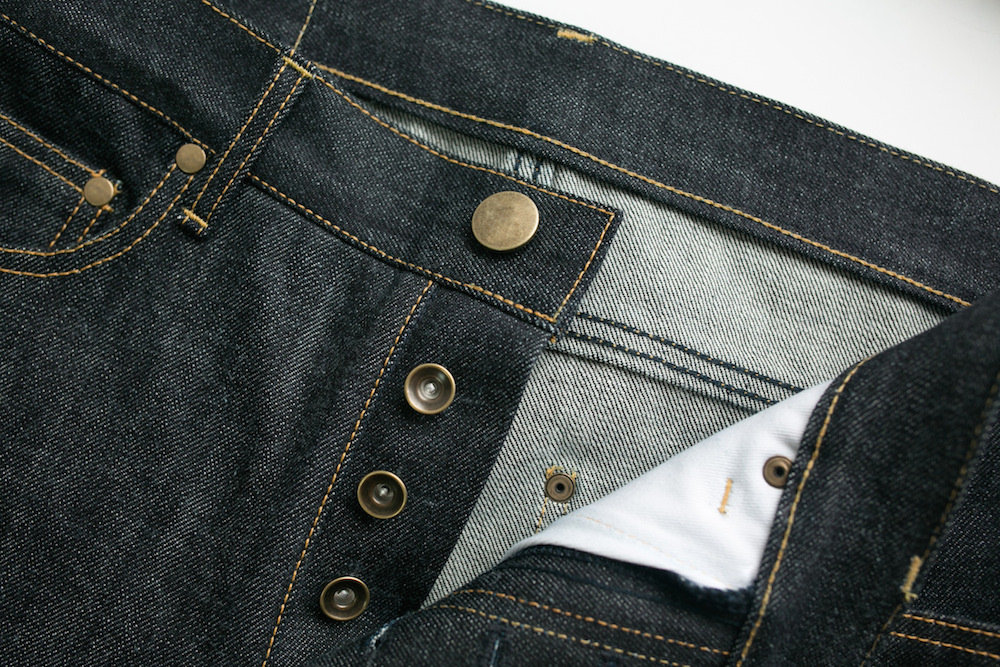 choisir jean selvedge homme