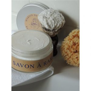 Savon de rasage traditionnel