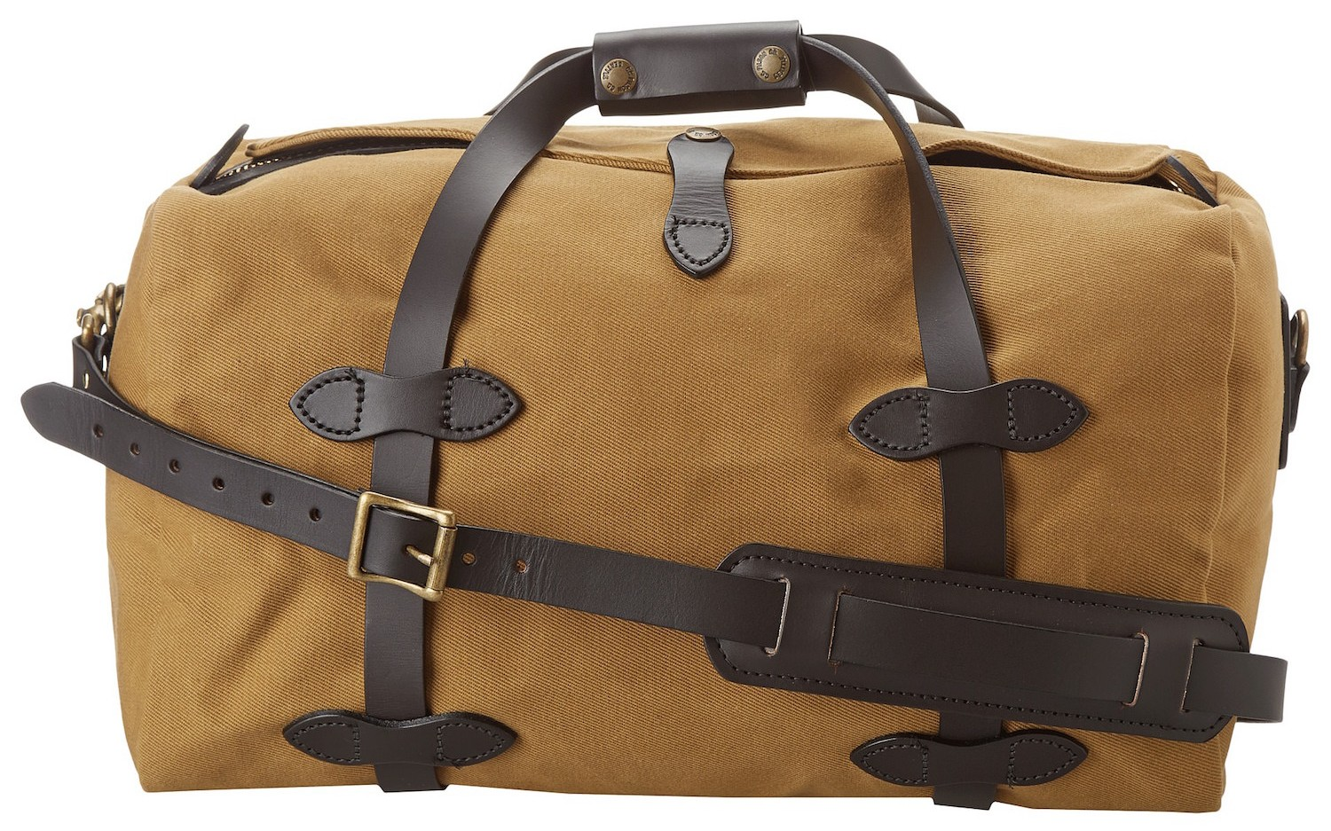 filson duffle tan small packshot