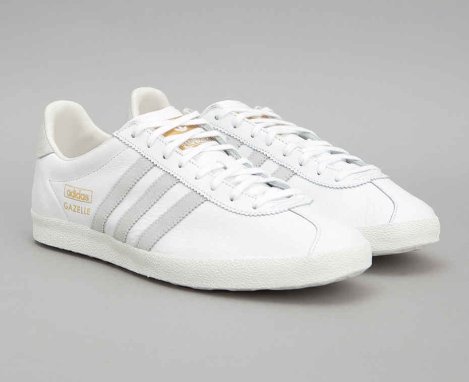 Adidas Gazelle Semelle Marron