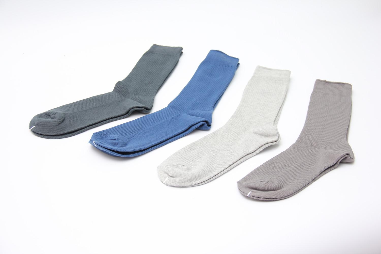 Comment bien choisir la couleur de ses chaussettes homme