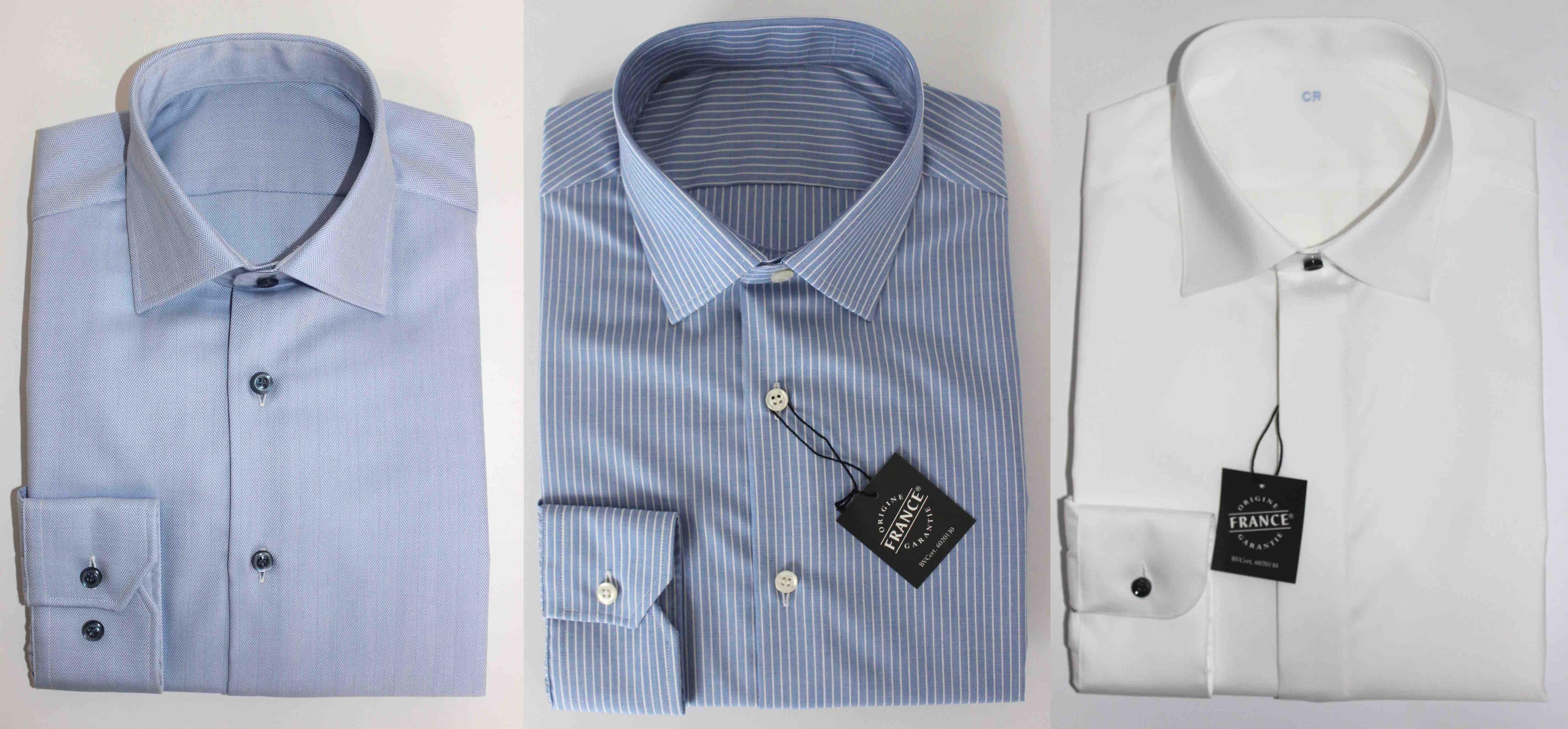 chemise sur mesure homme choix et conseils. Black Bedroom Furniture Sets. Home Design Ideas