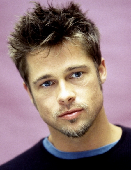 coupe spike brad pitt