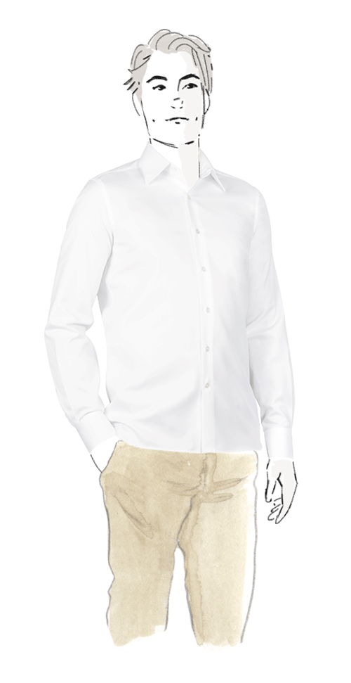 Chemise-Blanche-Face