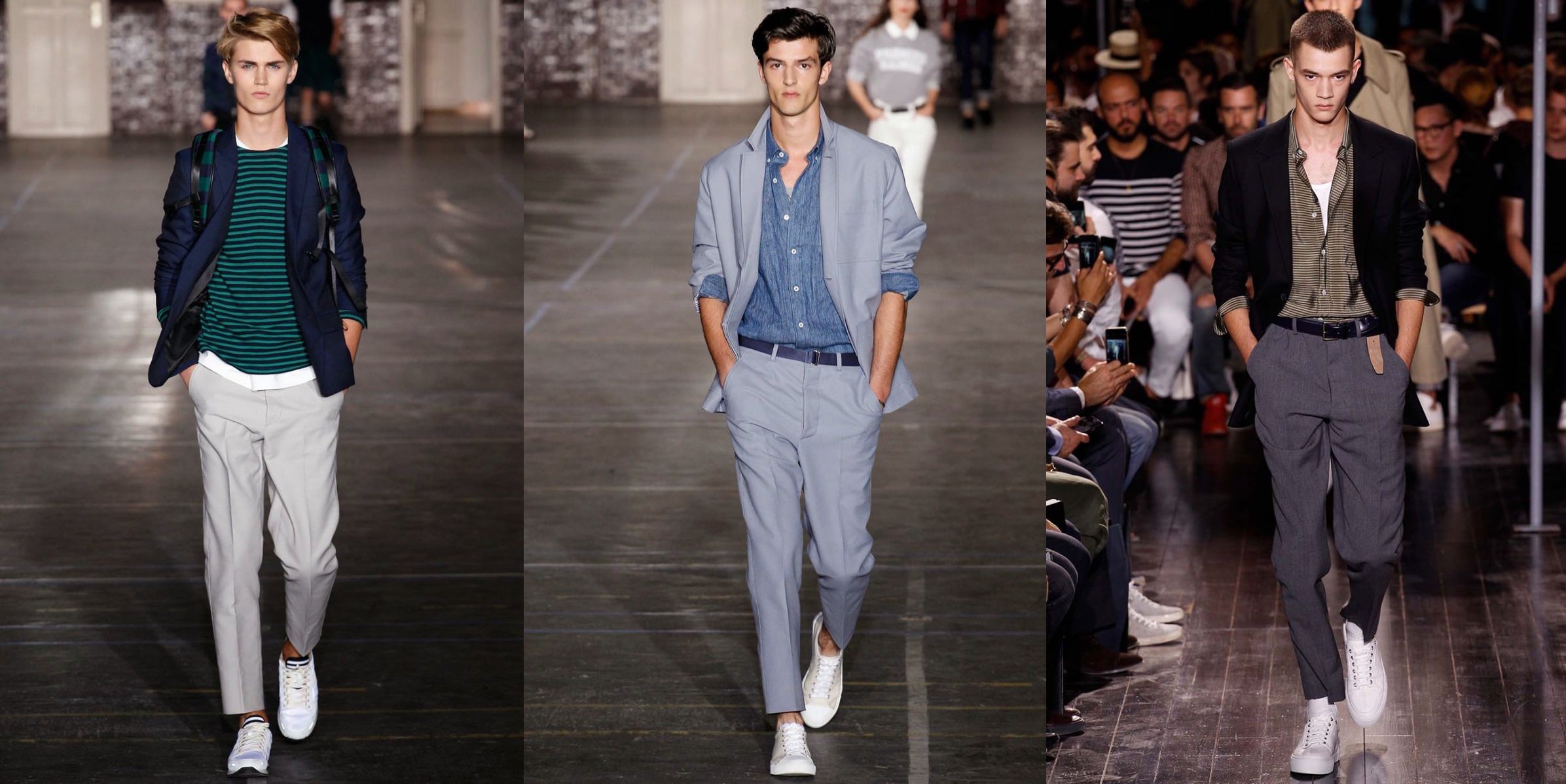 Fashion Week Hommes Dates