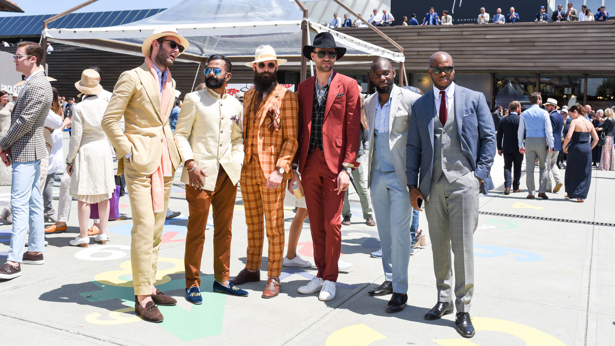 pitti uomo 90 look homme