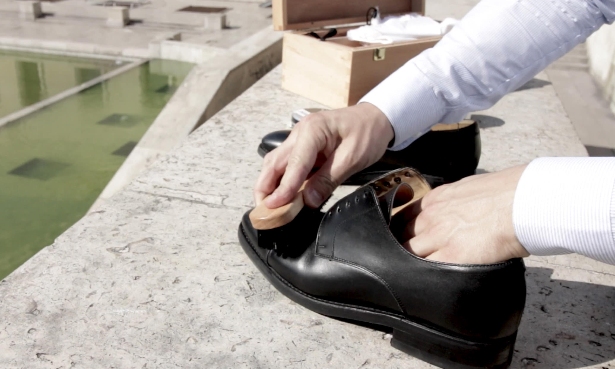 Quelques liens utiles - Comment cirer ses chaussures sans cirage ...