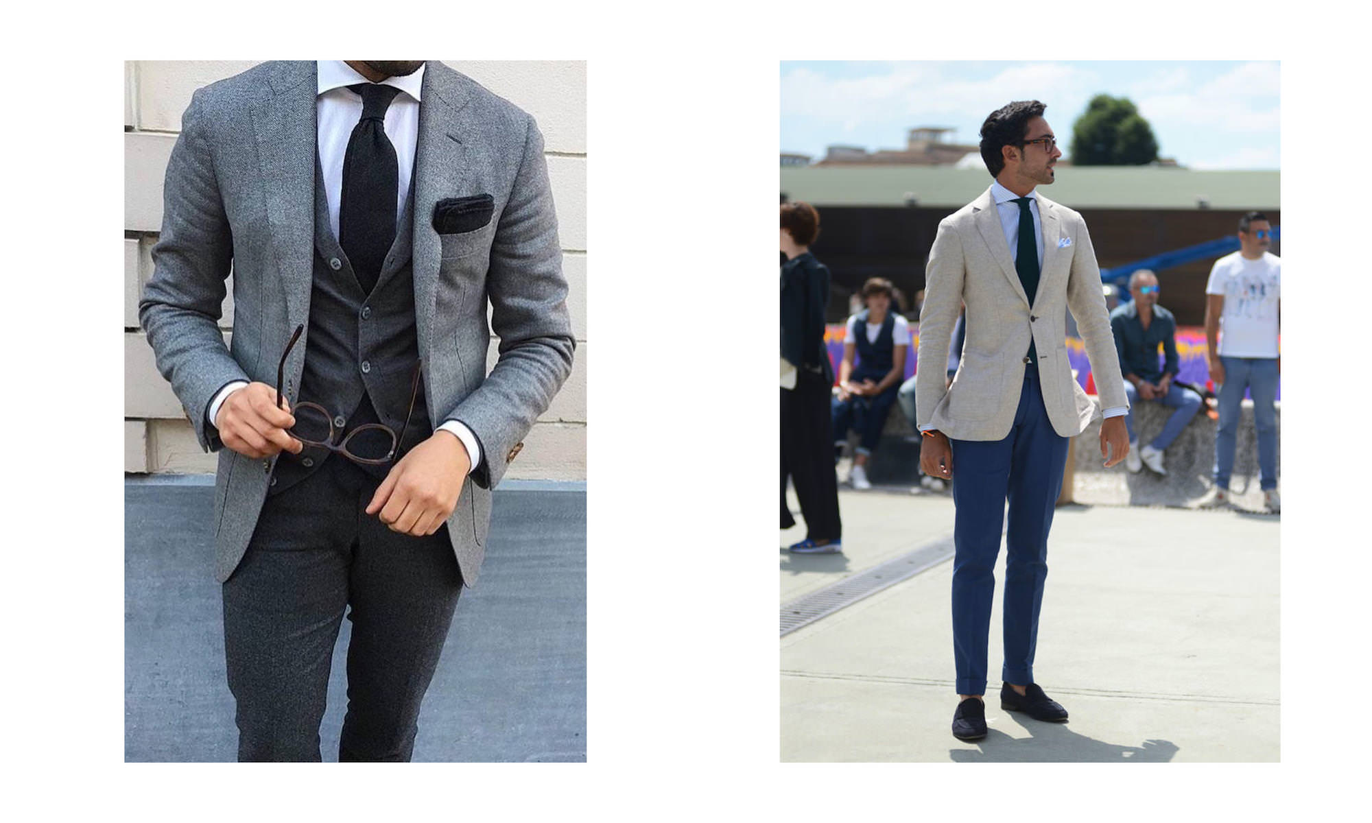 Comment associer les couleurs de ses v tements guide pour homme - Style decontracte chic homme ...