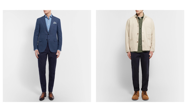 Comment bien s 39 habiller quand on est grand et mince ou maigre - Comment s habiller classe homme ...