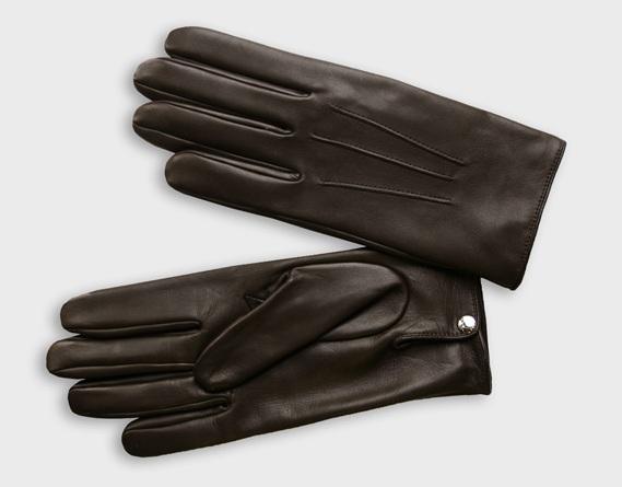 gants cuir pour homme Causse modèle Oscar