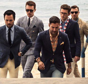 garde robe mode homme casual