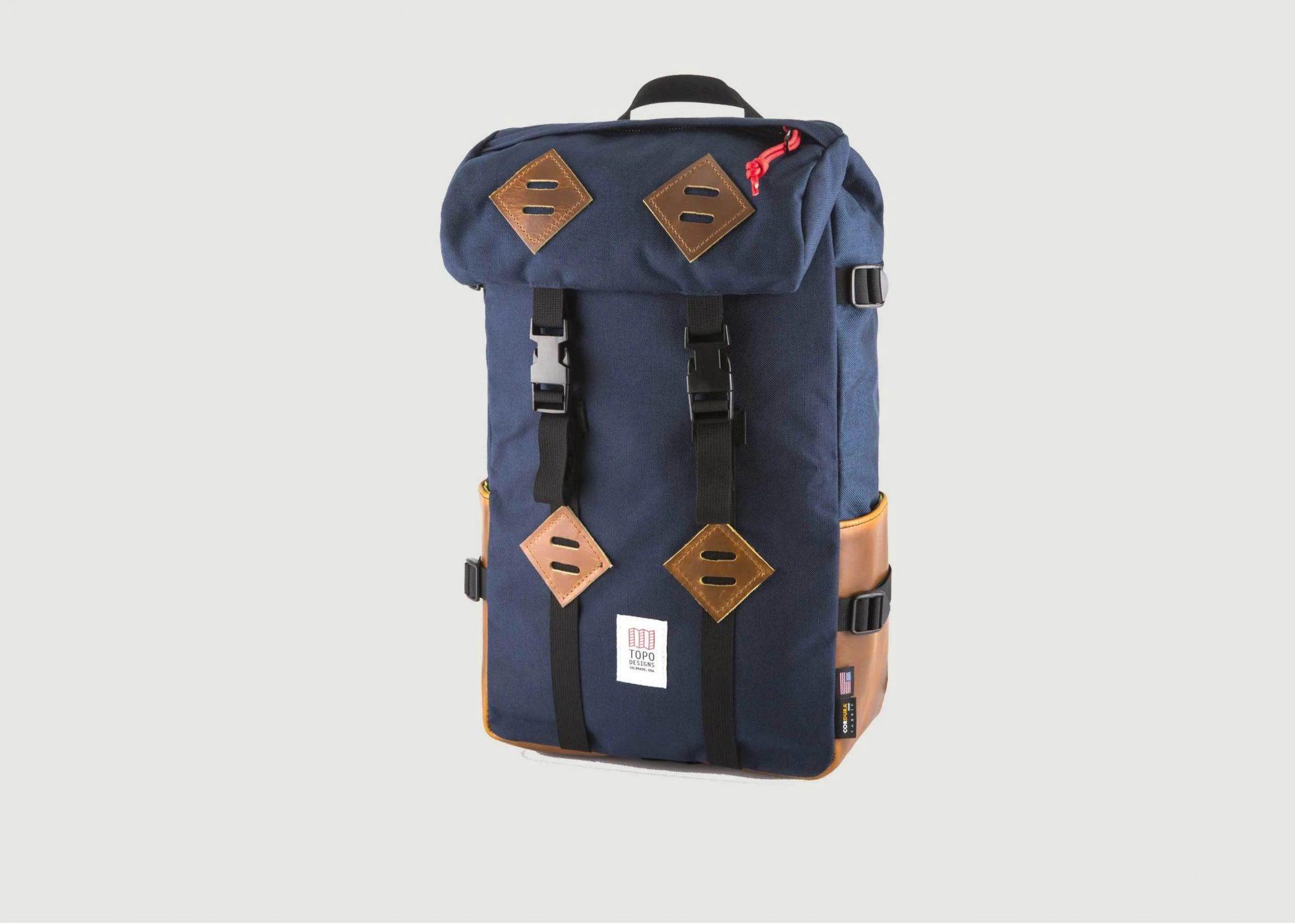 topo designs sac a dos klettersack
