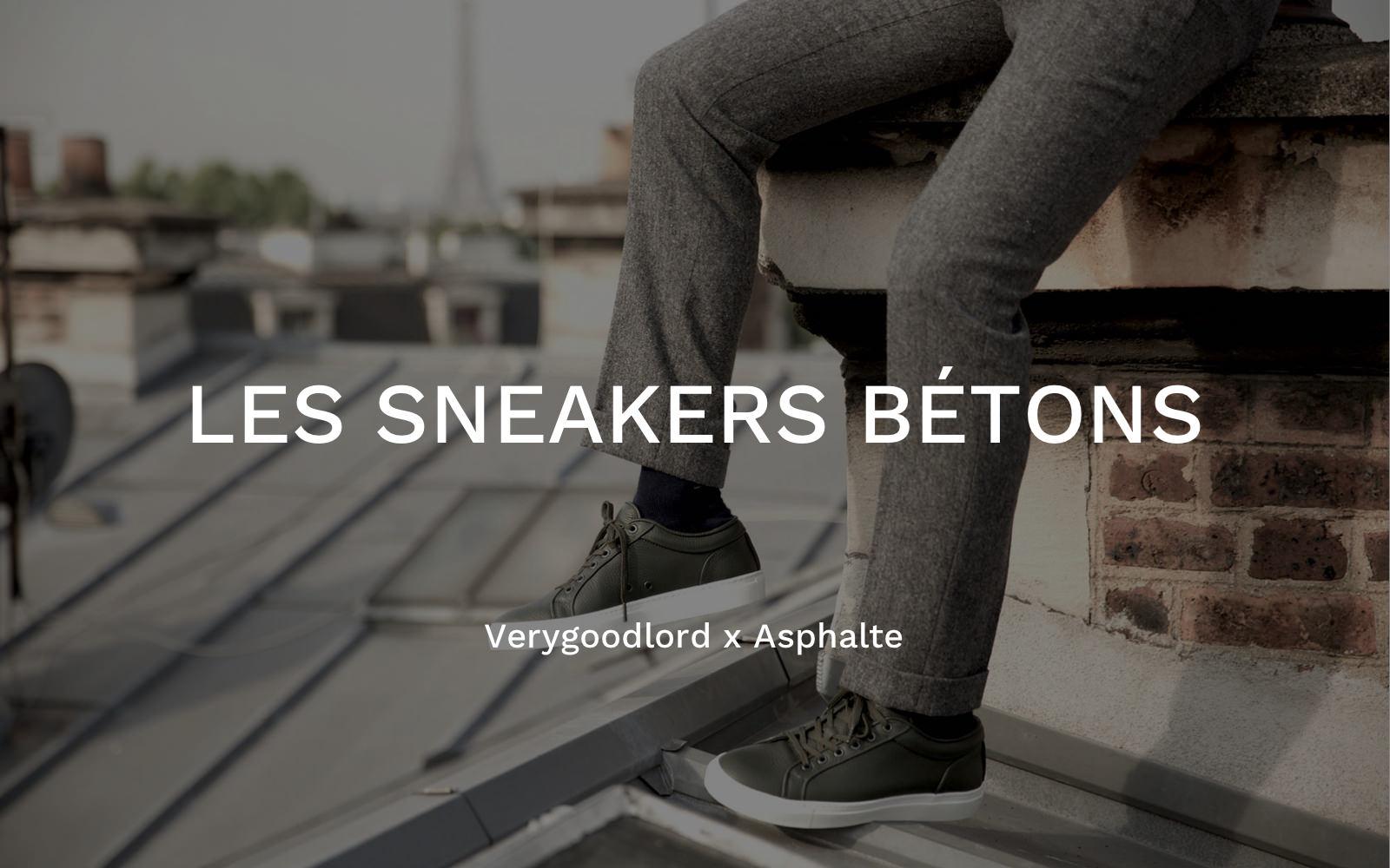 vgl asphalte sneakers