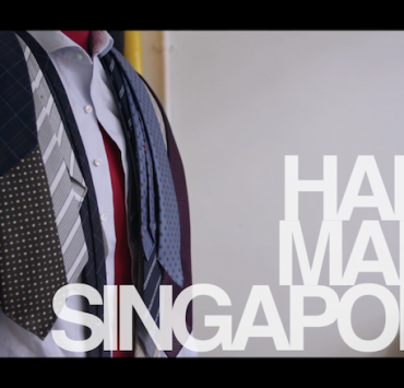 hand made singapore Vanda Fine Clothing