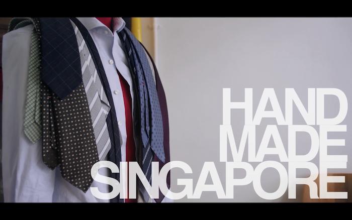 hand made singapore Vanda Fine Clothing