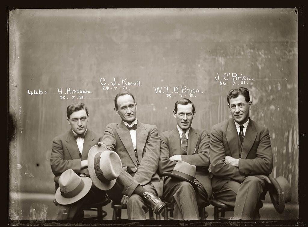 criminel-australie-police-sydney-australie-mugshot-1920-21