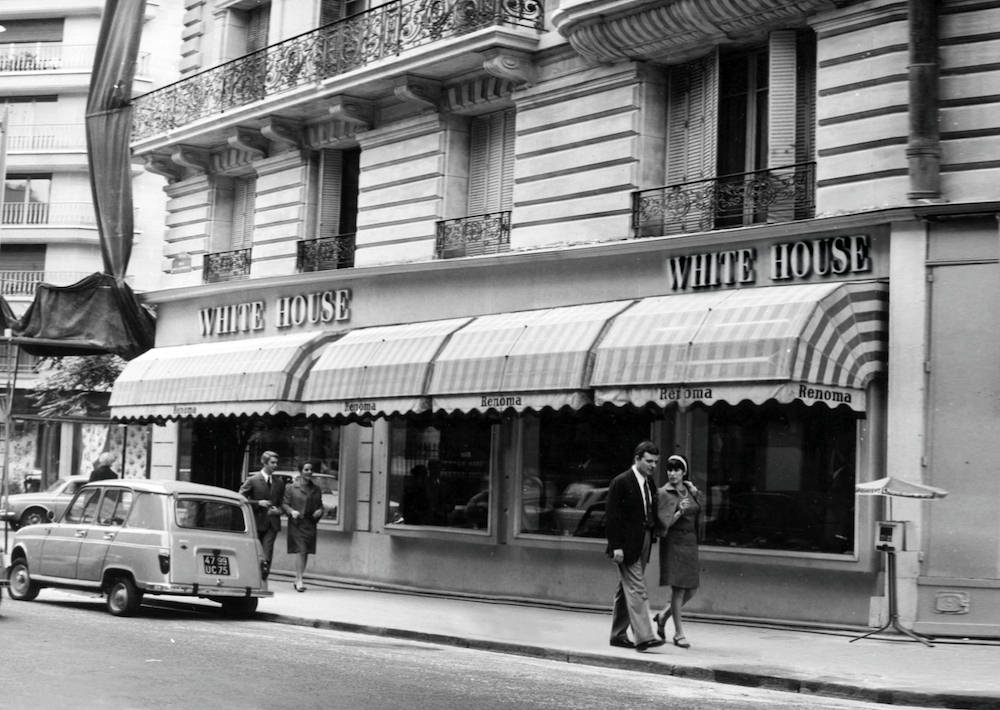 "Le magasin ""White House"""