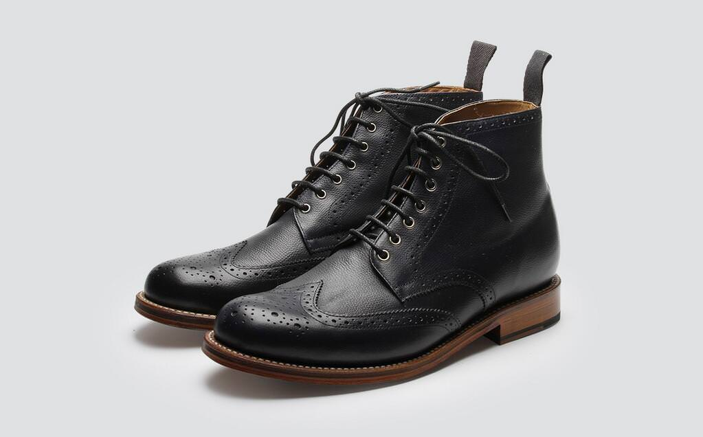 Bottines derby - Grenson