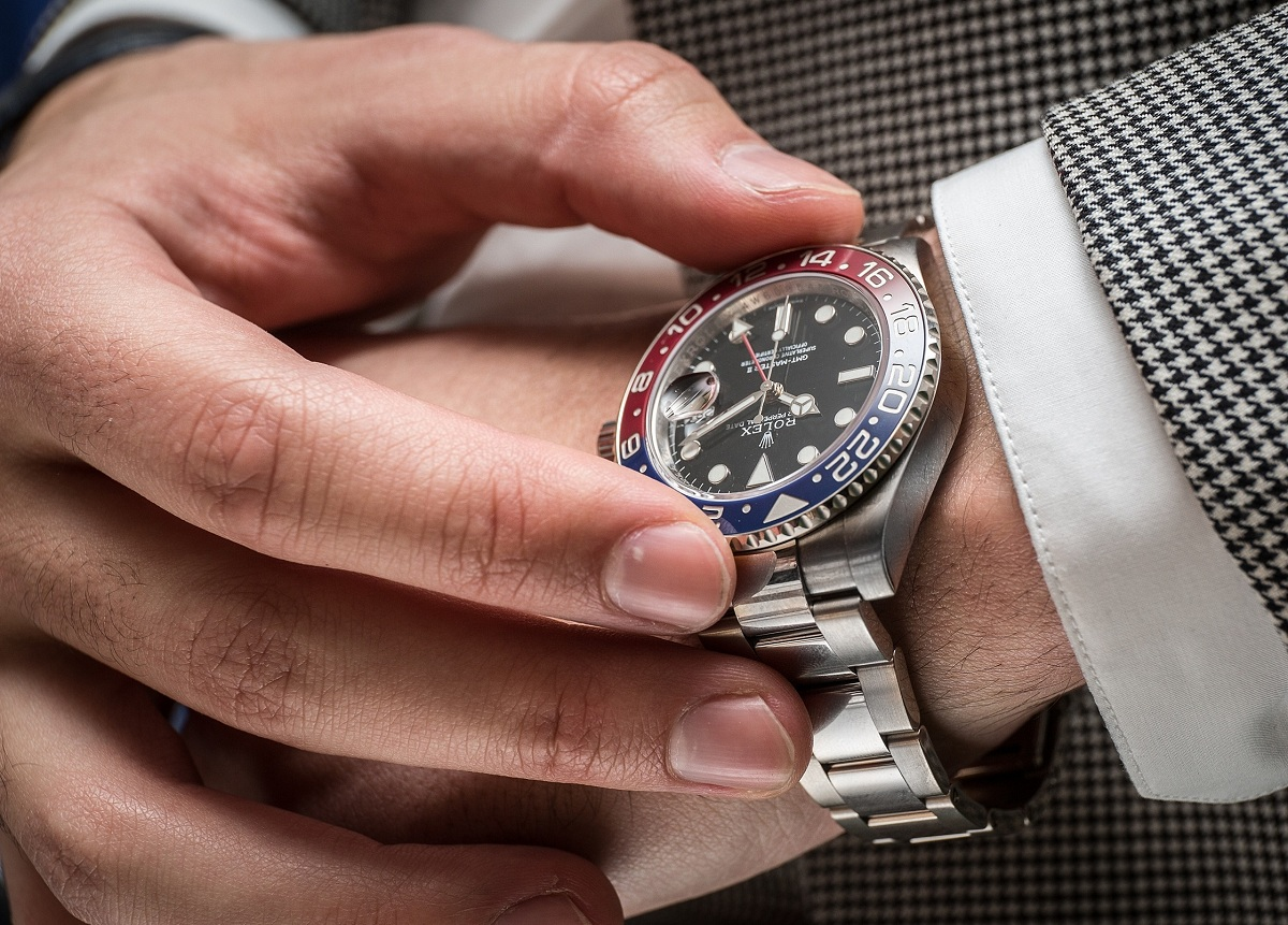 Recherche montre homme luxe