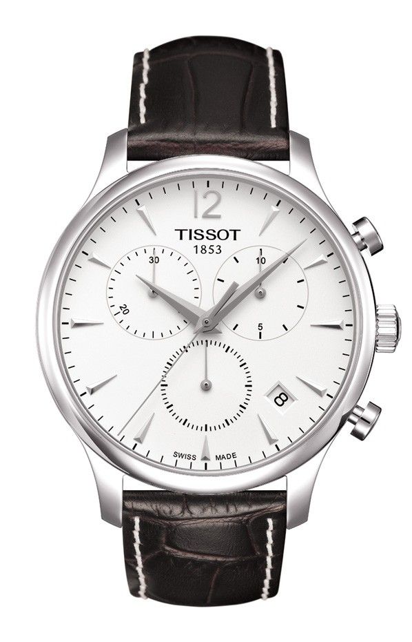 Photo Tissot Tradition Chronographe