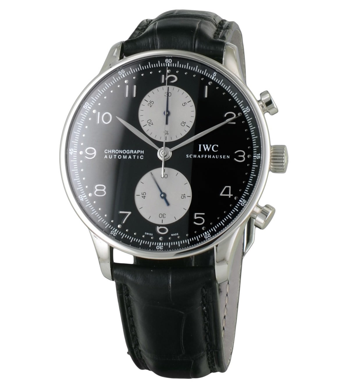 iwc portugaise anthony zimmer d'occasion