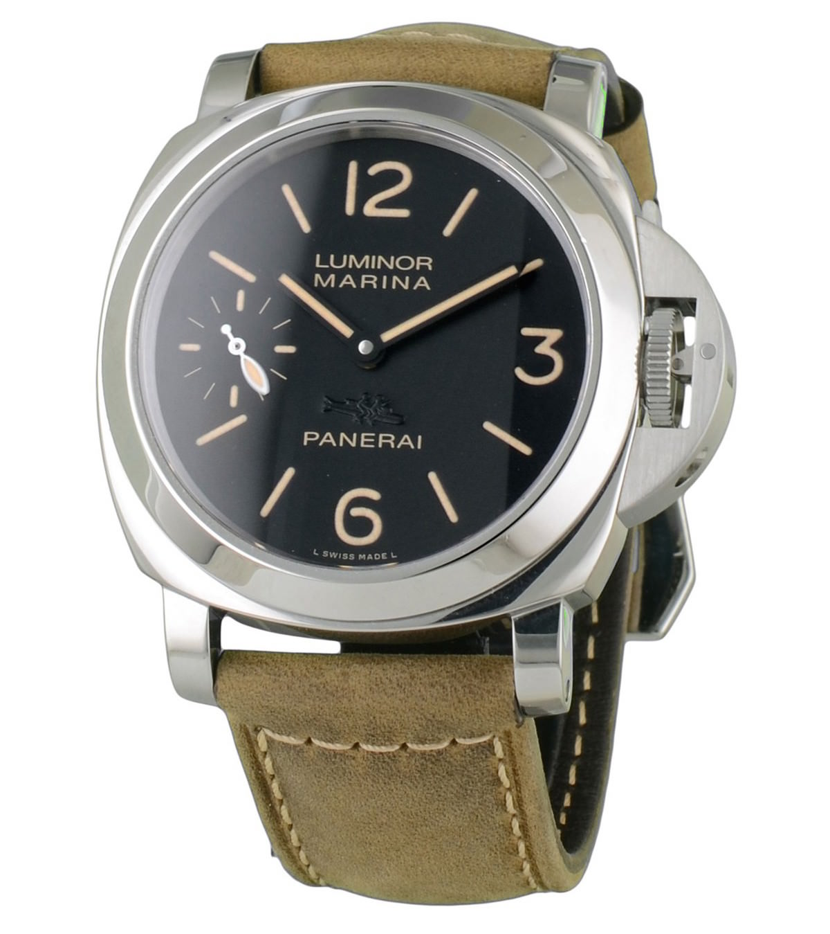panerai luminor d'occasion