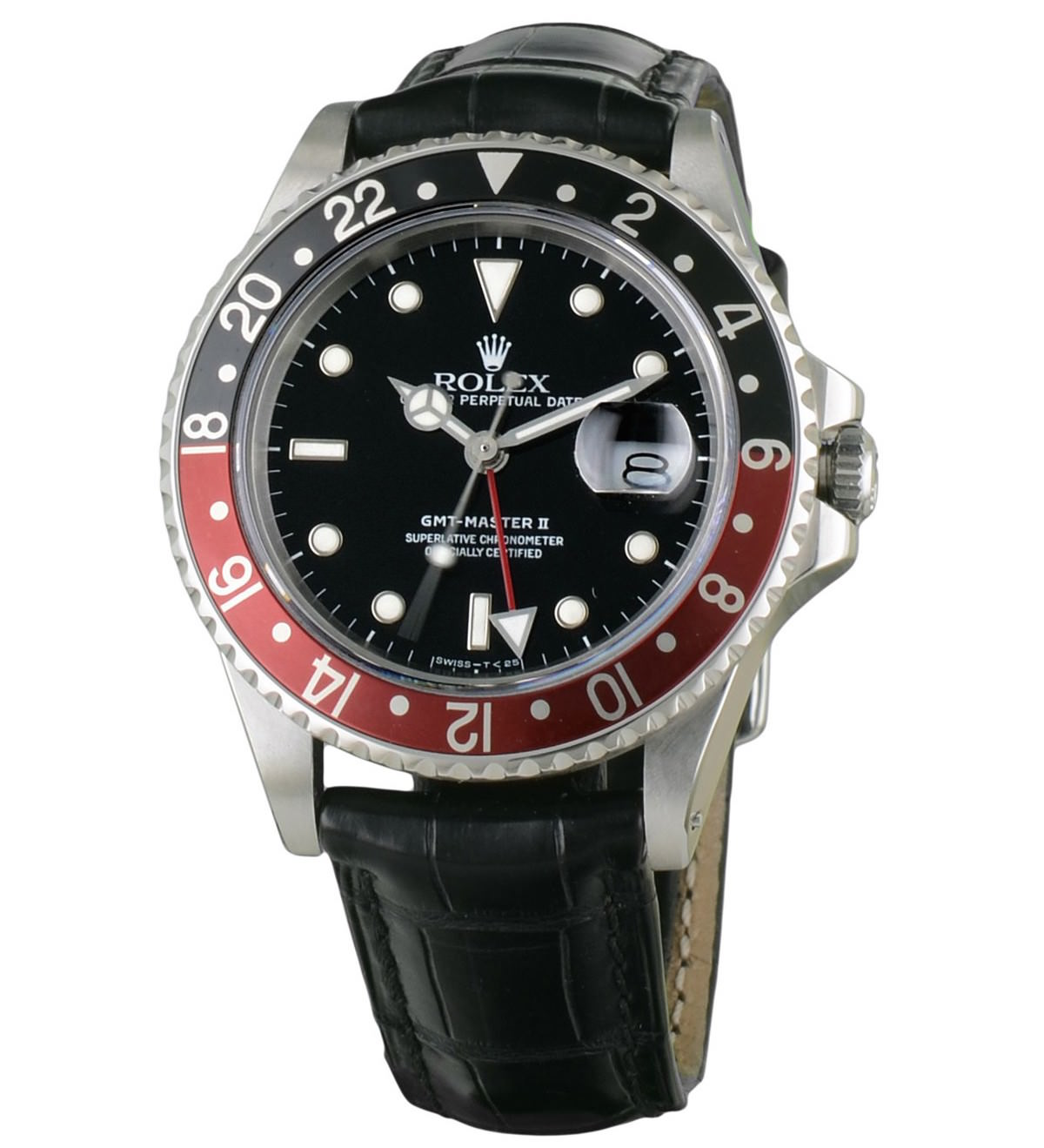 rolex gmt master II fat lady