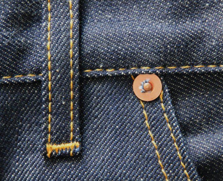 jean selvedge homme comment choisir details rivets