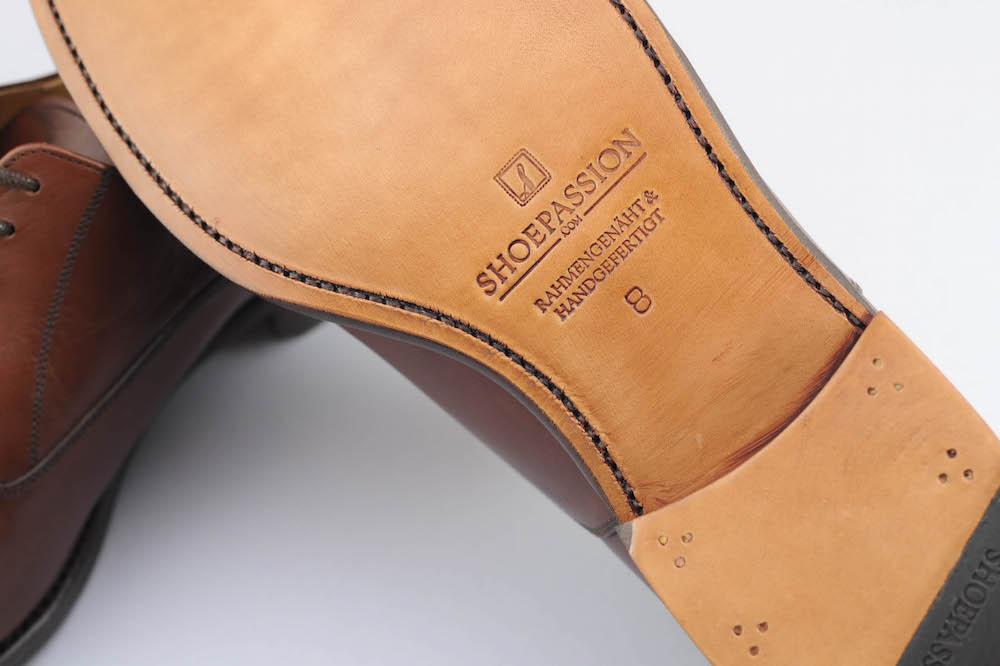 Avis test shoepassion chaussure homme classique taille 8 semelle cuir chaussure