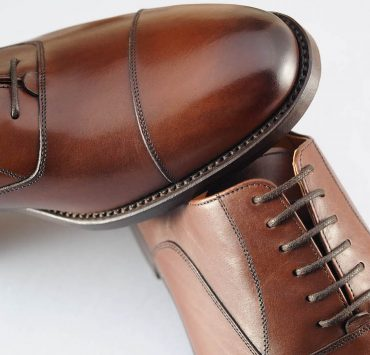Avis test shoe passion chaussure homme classique bout rapporté