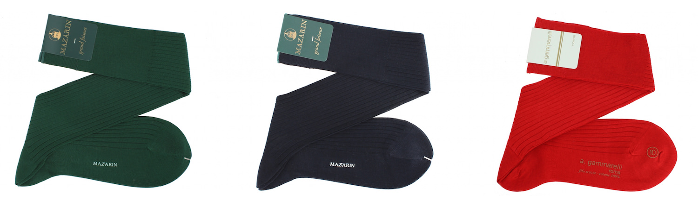 mi bas ou chaussettes mazarin gammarelli
