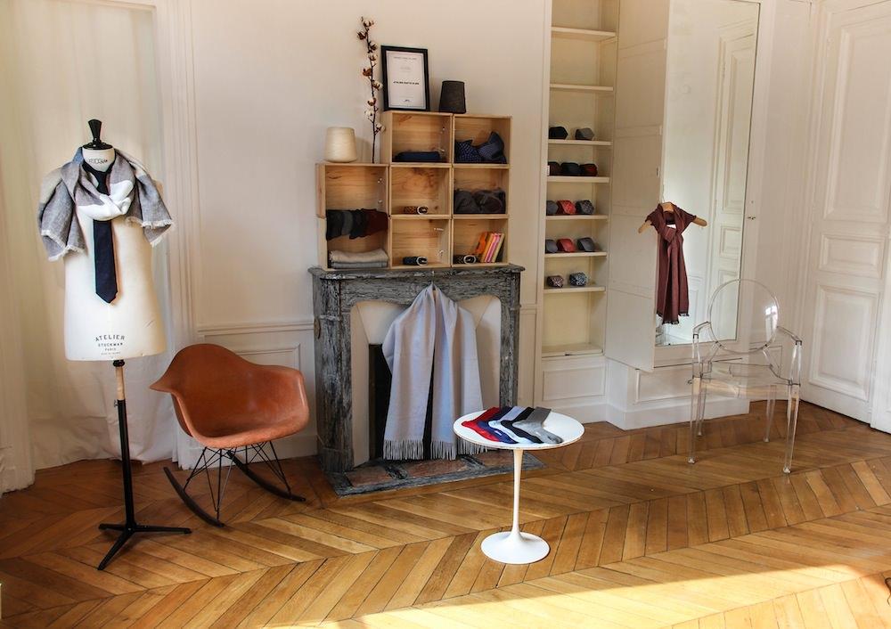 showroom atelier particulier