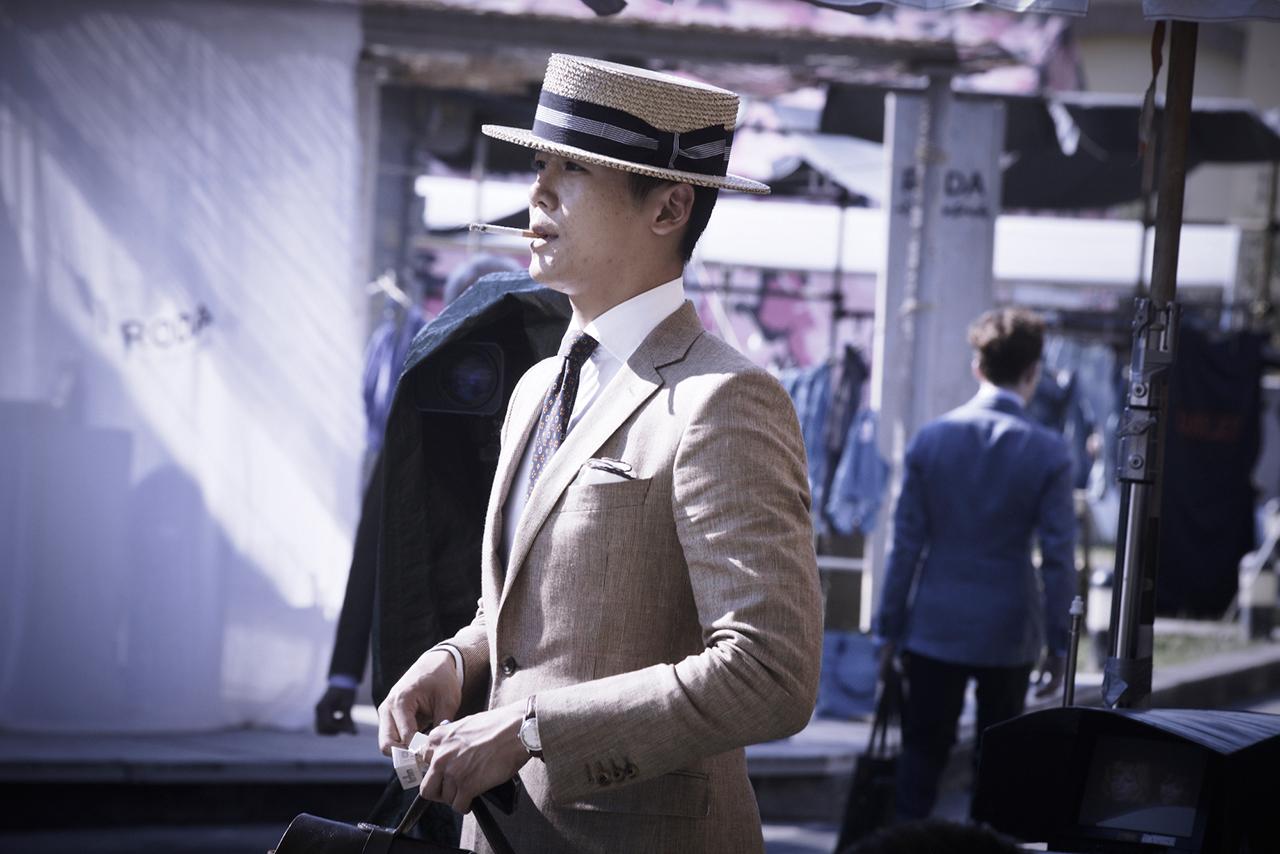 photo chapeau canotier