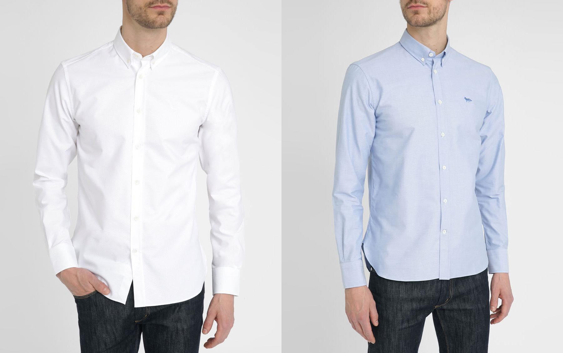 choisir longueur manche chemise homme décontractée