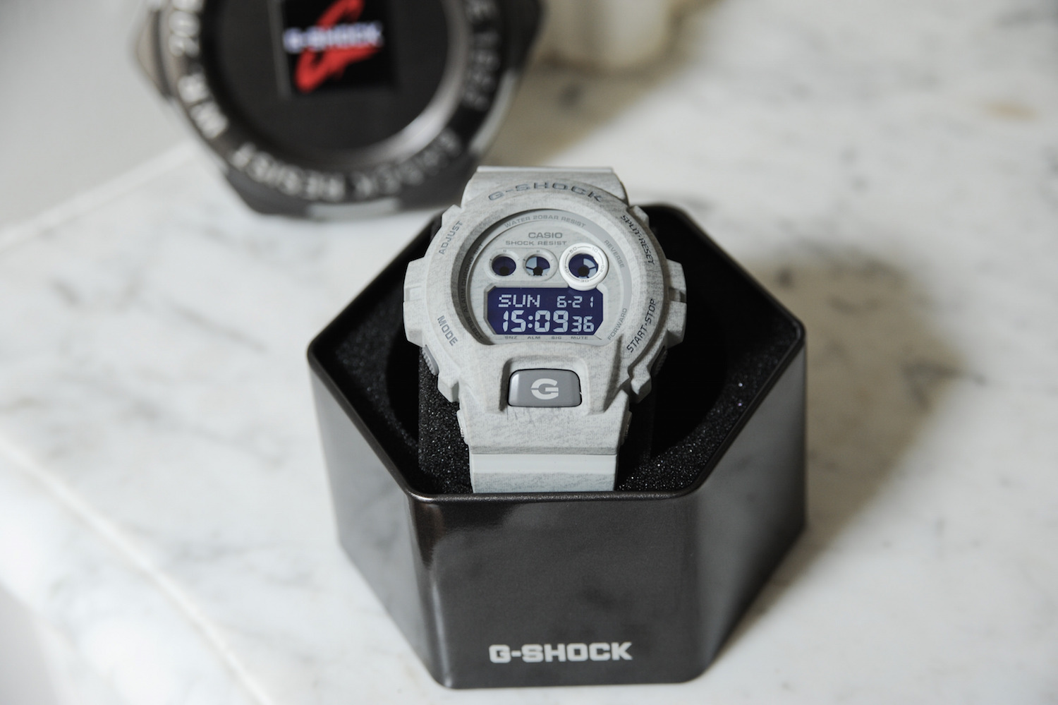 g shock heather (3 sur 16)