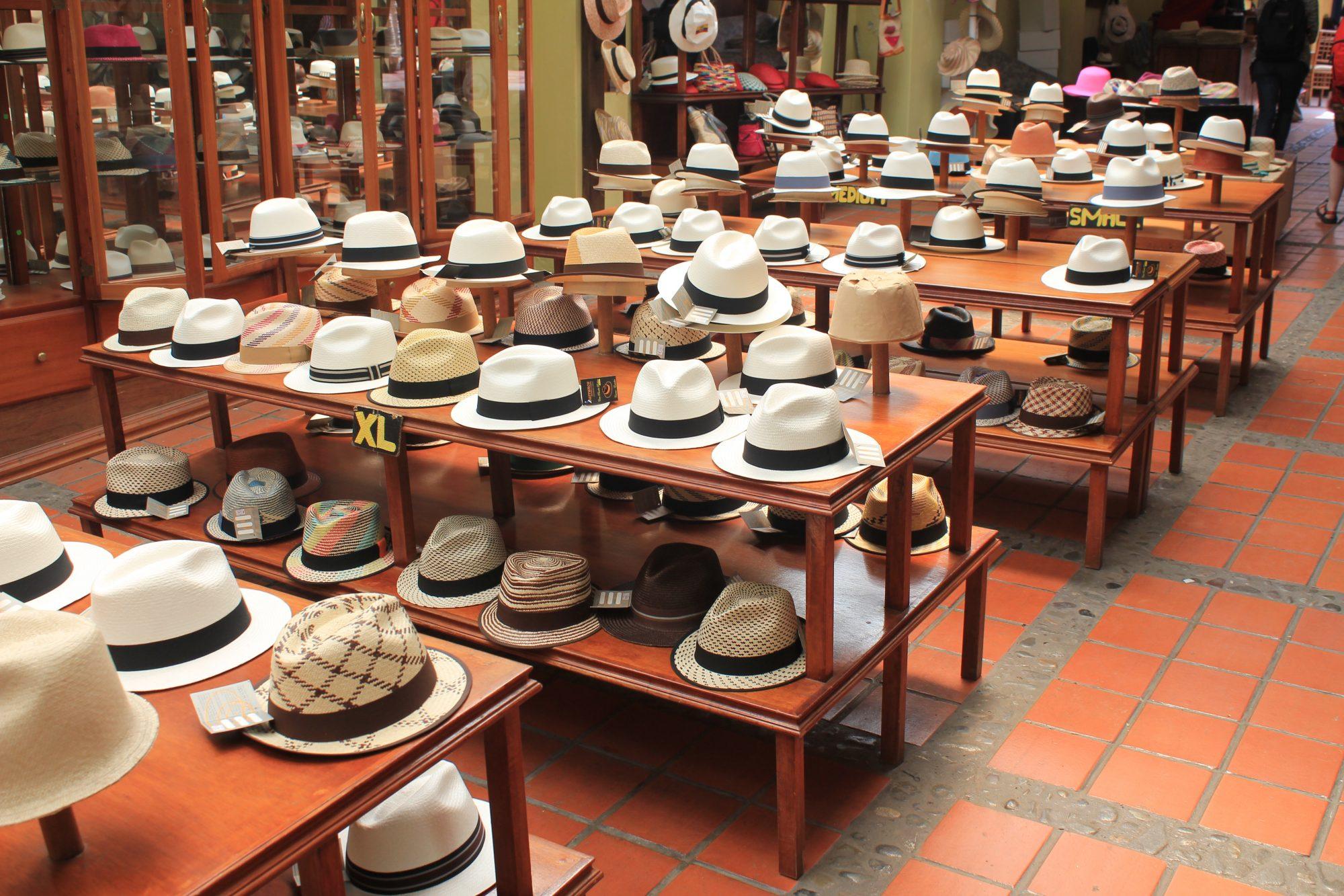photo chapeau panama pour homme