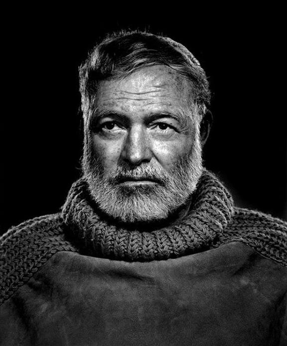 Ernest Hemingway écrivain et marin