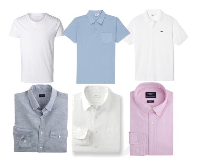 T-shirt style riviera