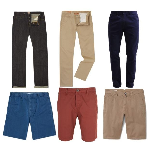 Pantalons & Shorts Marin Pêcheur