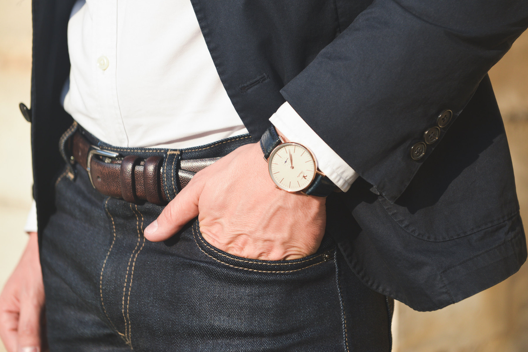 charlie watch portée homme