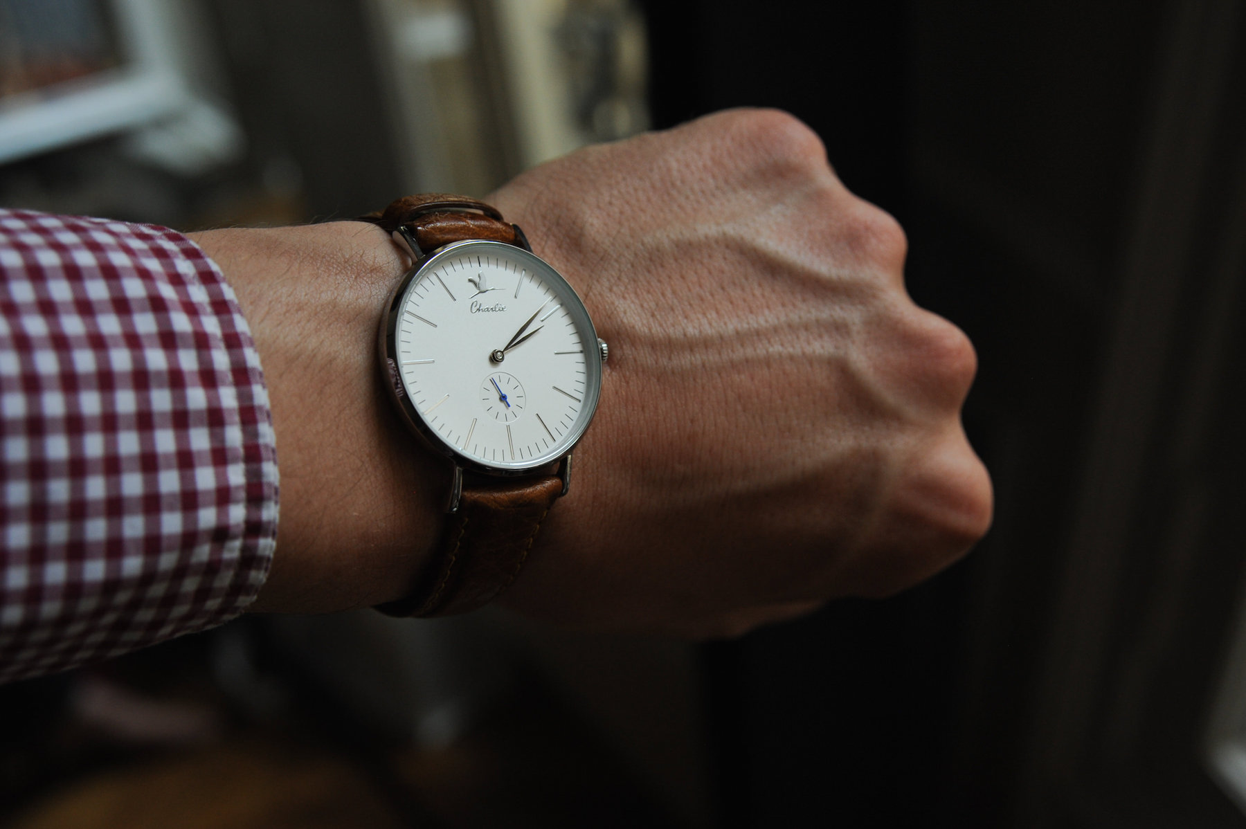 charlie watch taille raisonnable