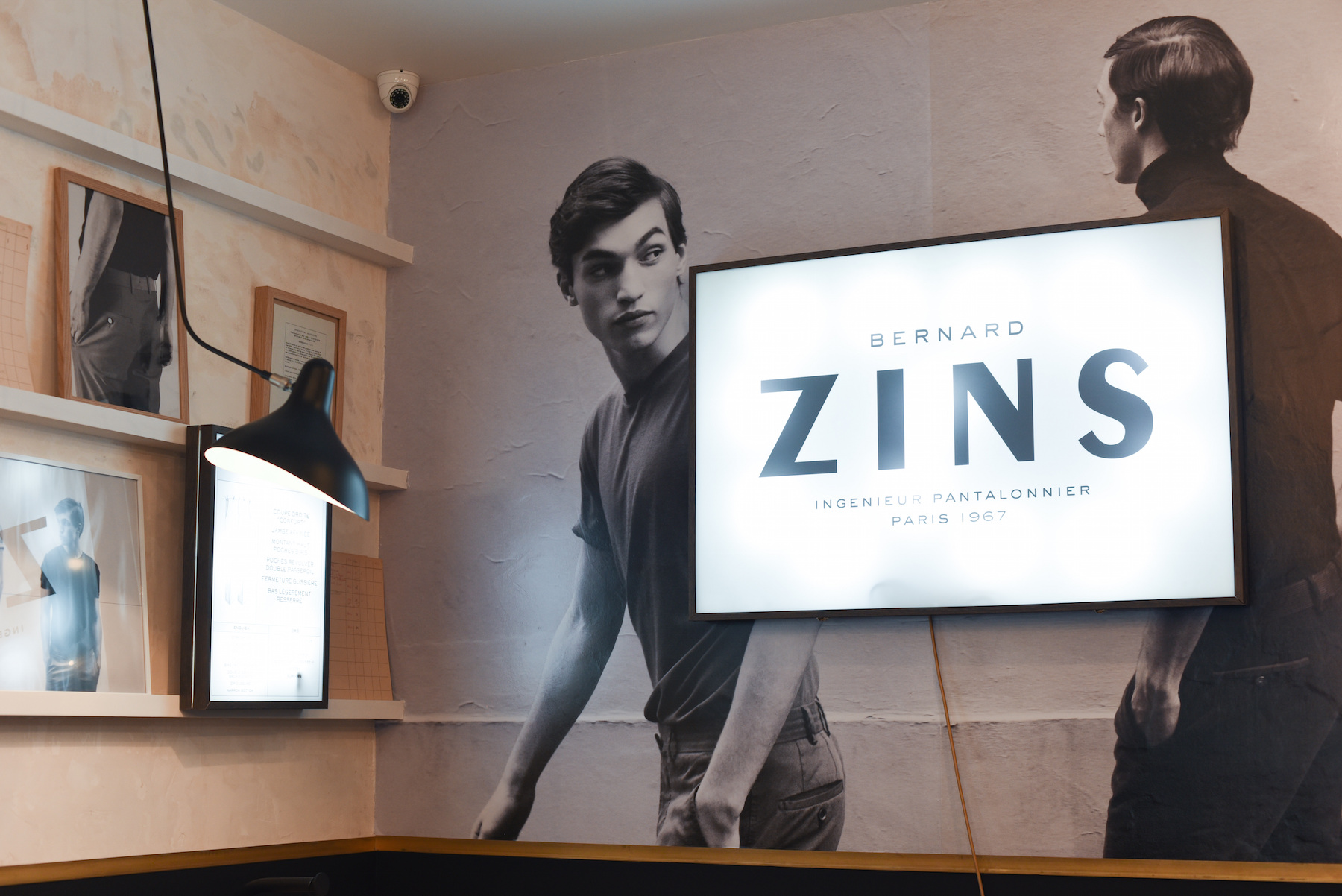 bernard zins boutique