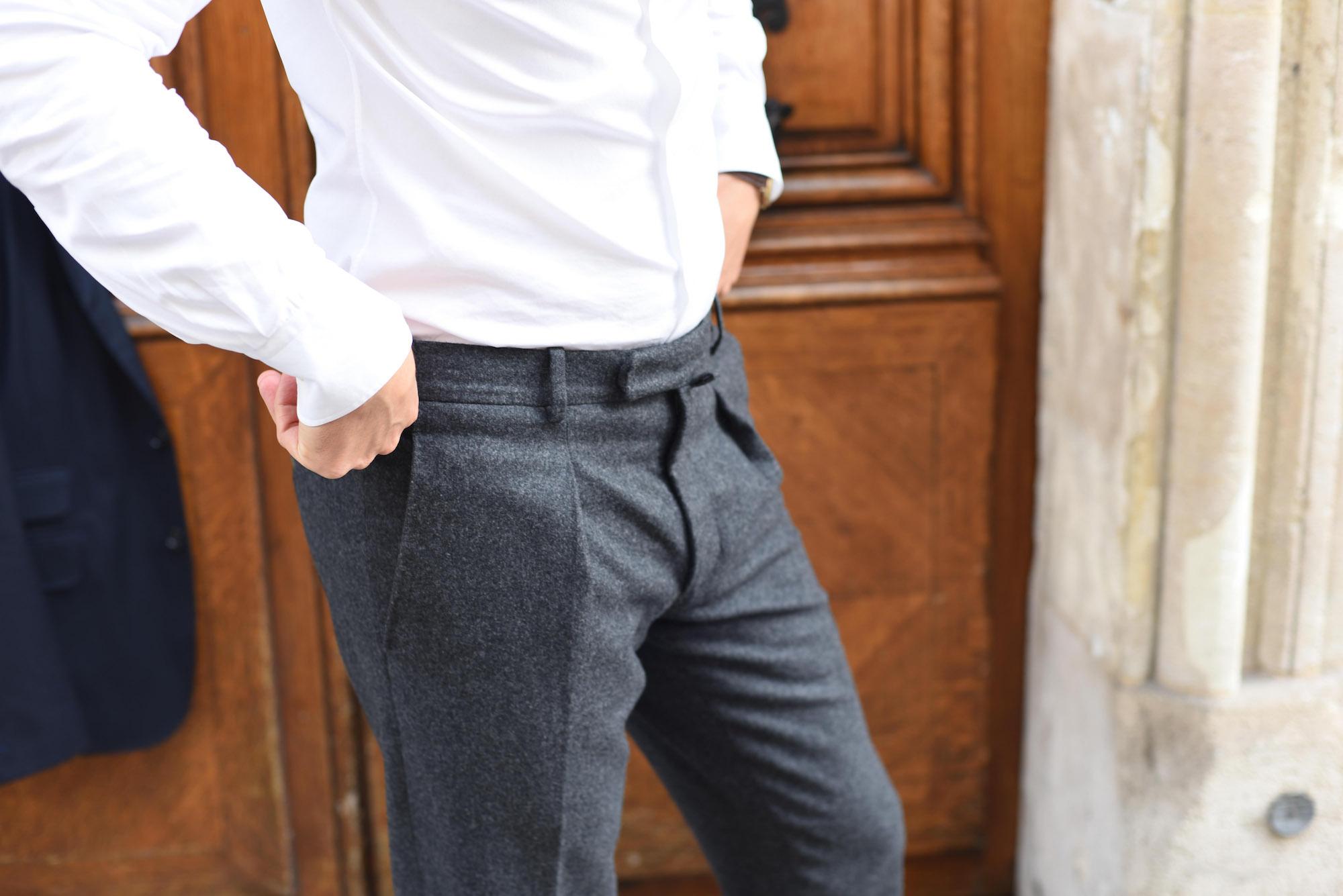 3376f346c469 bernard zins pantalon flanelle blazer bernard zins pantalon flanelle plis  francais ...