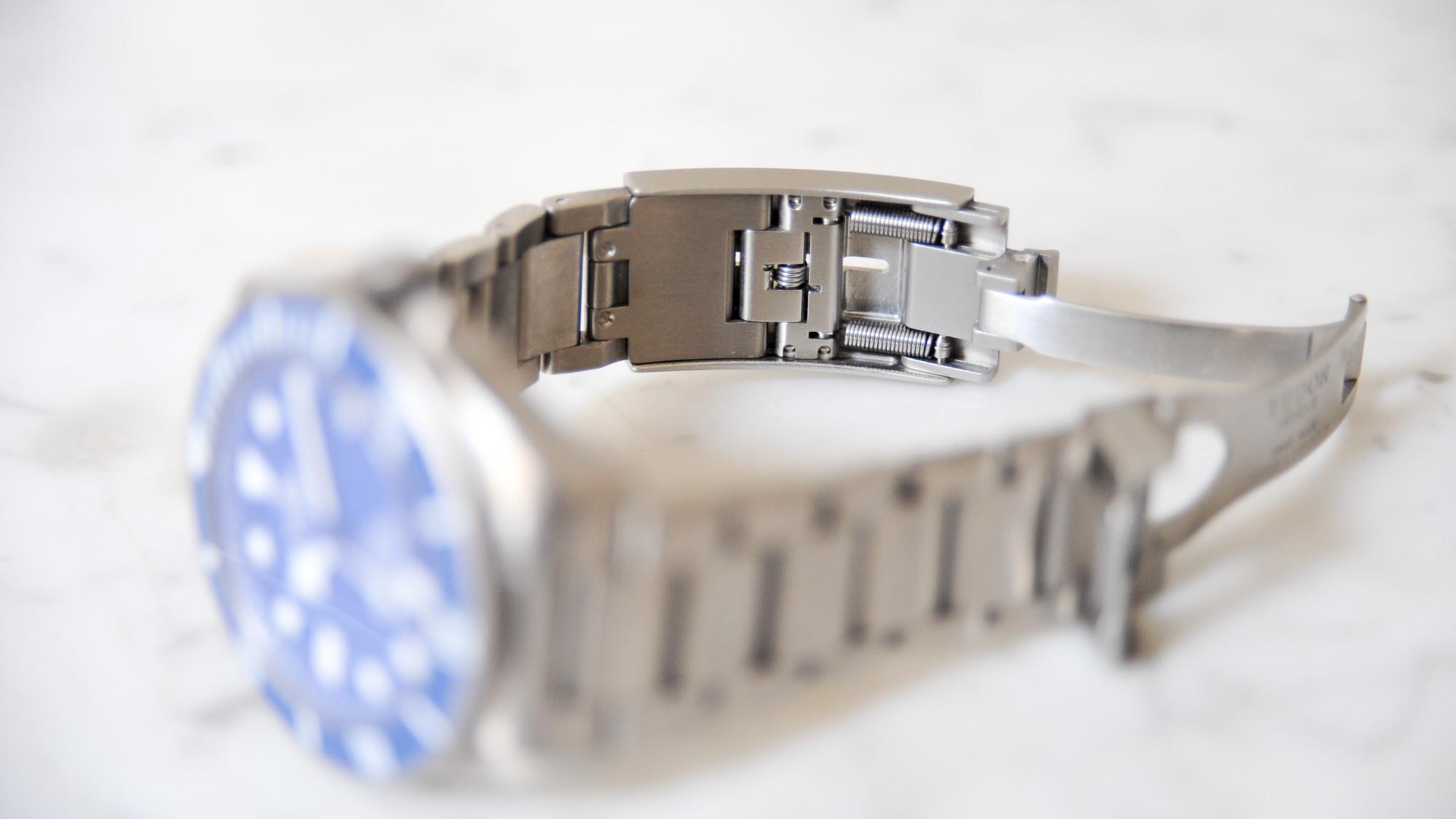 tudor bracelet adaptable plongée