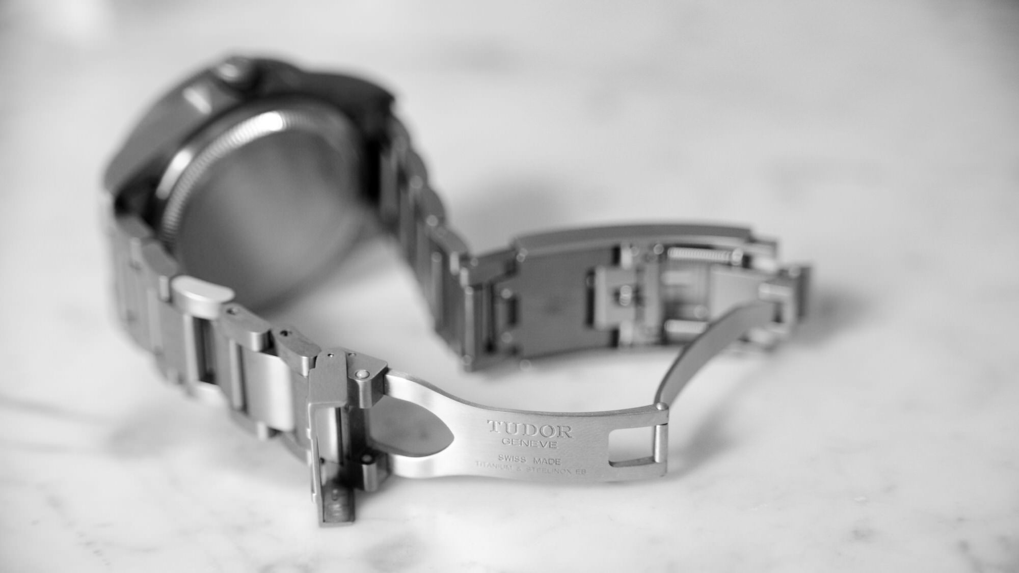 tudor geneve bracelet acier