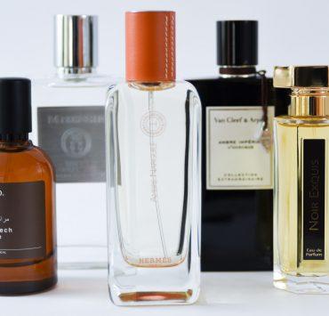 parfum hiver homme