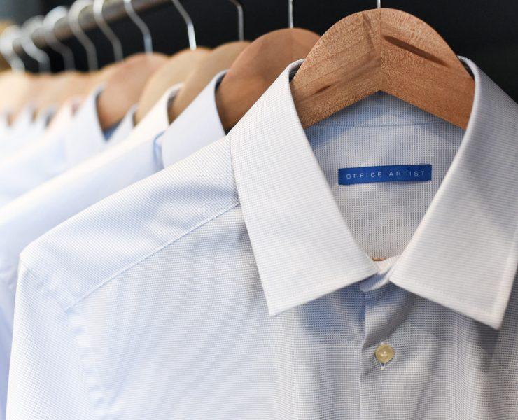 chemise office artist